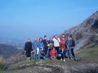 Team Building actitivity - Pot Holes Monmouthshire
